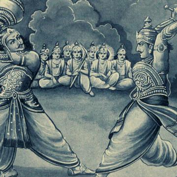 Bhima Karna Yuddha – Part 1
