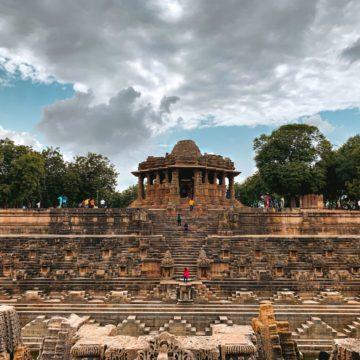 'Flight of the Deity' from Modhera – Part 2