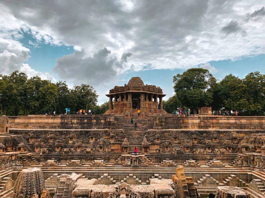 'Flight of the Deity' from Modhera – Part 2