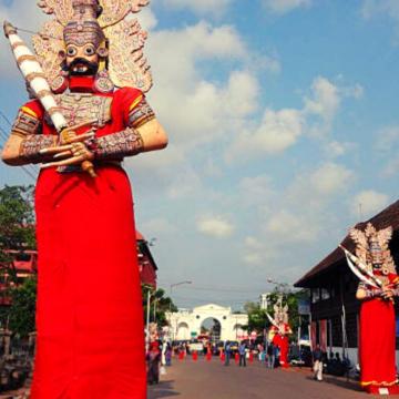 Thiruvambadi Sree Krishna Swamy Mandir