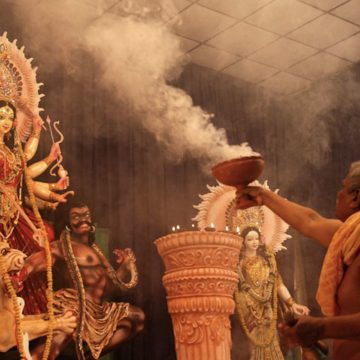 The Millennium old 16-day Durga Puja in Odisha