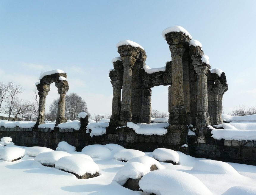 'Flight of the Deity' from Martand Temple, Kashmir – Part 2