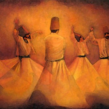 Sufi Syed Ali Hamadani in Kashmir