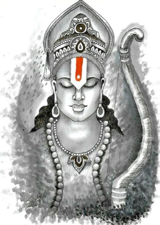 Rama: King whose relationships suffered due to his status
