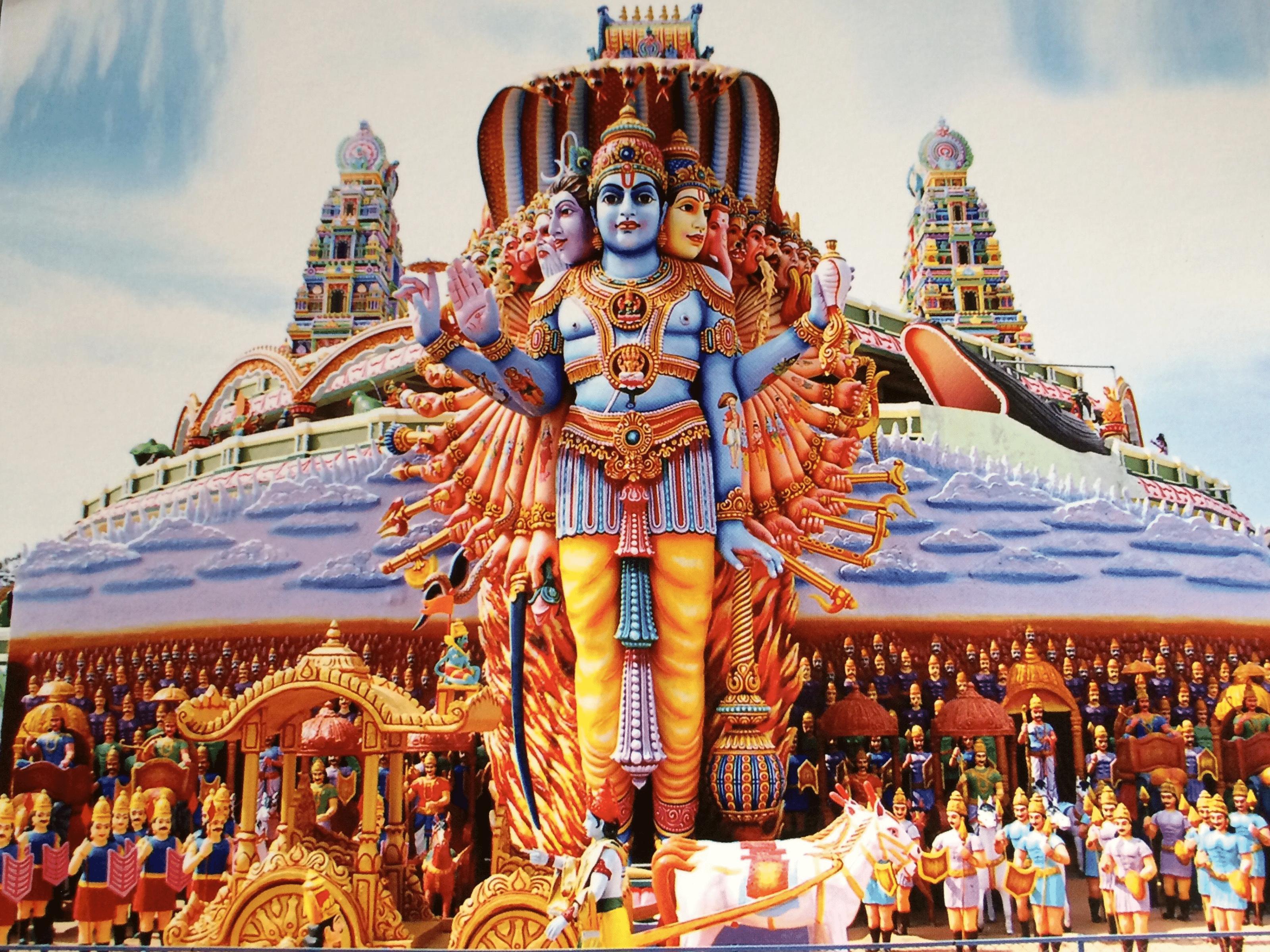 Mapping civilizational responsibility through Hindutva