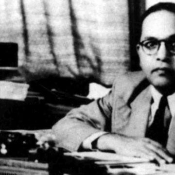 Are you serious, Dr. Ambedkar?