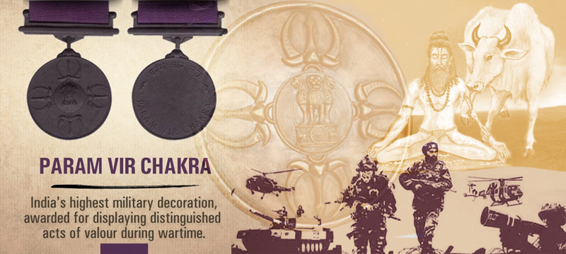 The story of the Param Vir Chakra