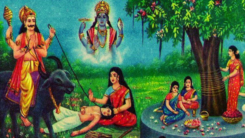 Is Savitri a Feminist or the Divine Power?