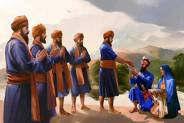 The Inception of Khalsa