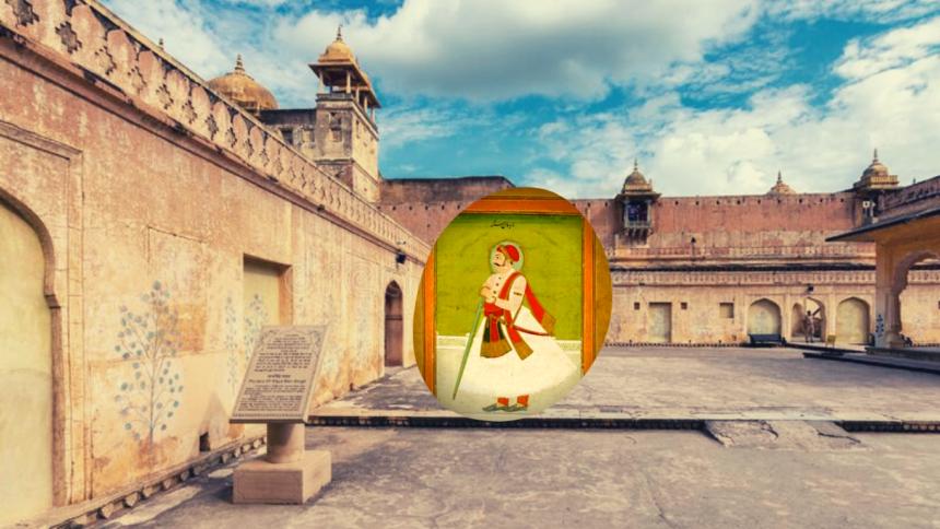 Chequered Brilliance of Raja Man Singh of Amer